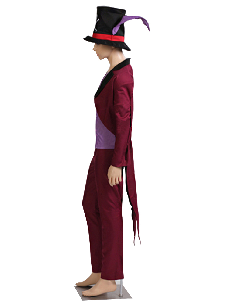 The Princess and the Frog Doctor Facilier Disney Cosplay Costume