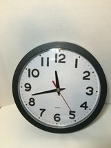 CVTCLE2 14 inch Wall Clock High-Resolution Day/Night Camera no transmitt... - $34.65