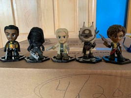 Val Star Wars Solo Movie Enfys Nest Val 1/72 Funko Mystery Minis Bobblehead lot - $99.00
