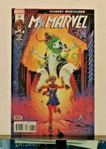 Ms.Marvel #26 March 2018 - $5.83