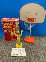 + Vintage 1976 Schaper Super Jock Super Touch Backsetball Game w/ Box - $49.99