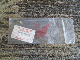 Genuine Honda Part 97285-52116-10 Spoke B 9X138 0479600 9C23 9 X 138 CM185T CM - $4.65