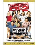 American Pie 2 (DVD, 2002, Unrated, Widescreen, Collectors Edition) - $6.00