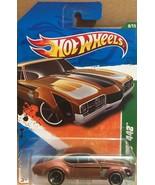 2011 Hot Wheels '68 OLDS 442 Treasure Hunts 59/244 Free Shipping - $18.99