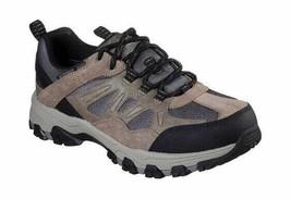 Men's Skechers Relaxed Fit Selmen Enago Hiking Shoe Tan - $104.51