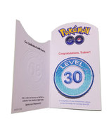 Pokemon Go Level 30 Trainer Badge * Chicago Fest 2017 Sprint Patch - $9.88