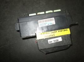 11 12 13 Mini Cooper Fuse Box #9240943 - $39.60