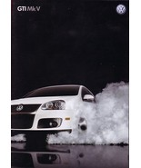 2007 Volkswagen GTI sales brochure catalog US 07 VW Golf DVD - $12.00