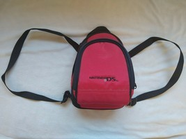 Padded Nintendo DS Backpack Carrying Case - $6.50