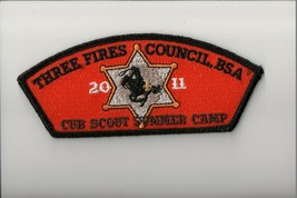 Three Fires Council SA-89 Cub Scout Summer Camp CSP - $9.89