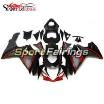 Fairings For Suzuki GSXR600 GSXR750 2011 12 2013 14 2015 Grey Red Black Covers - $426.44
