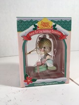 Vintage Precious Moments Christmas Ornament 1996 - $9.99