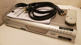 Sylvania DVR-91DG DVD Video Recorder W/Remote & Cable DVR-91DG Tested EUC - $107.53