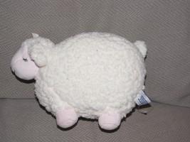 Bath and & Body Works BBW Stuffed Plush Softest Sweetest Lamb Sheep Lambie Cream - $39.59
