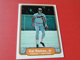1982   FLEER  # 176   CAL  RIPKEN    ROOKIE   !! - $22.99