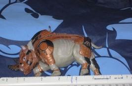 Disney Store Rhinoceros Black Panther Marvel. Figurine Cake Topper. Brand New. - $11.87