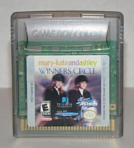 Nintendo GAME BOY COLOR - mary-kate and ashley WINNERS CIRCLE (Game Only) - $6.50