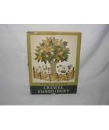 Crewel Embroidery Erica Wilson 1962 Diagrams Photographs Fundamentals - $27.01