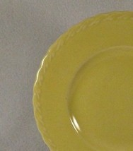 Metlox Native California Bread & Butter Plate YELLOW 1940's Pastel Poppy... - $9.95