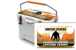 """Ozark Trail Wrap """"Fits 26qt Cooler"""" 24mil Skin Lid Kit Sasquatch Hunting... - $29.95"""