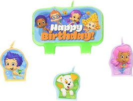 Nickelodeon Bubble Guppies Candle Set - $9.85