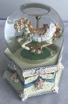 Rare San Francisco Music Box Company Unchained Melody Single Horse Water... - $49.49