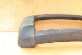 06-08 Honda Pilot Front Lower Bumper Plastic Brush Guard image 4