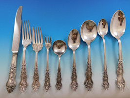 Moselle by International Silverplate Flatware Set for 12 Service 118 pcs Grapes - $6,645.25