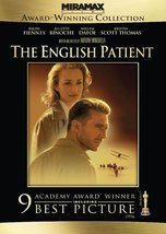 The English Patient 2 Disc DVD
