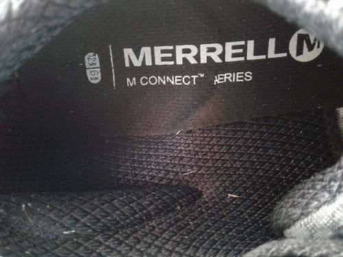 Merrell Men's All Out Flash Trail Running Shoe Castle Rock/Red Size 9