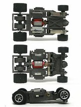 1981 Aurora Blazin Brakes HO Slot Car Vintage Chassis AFX G+ Style Tested Quick! - $26.72
