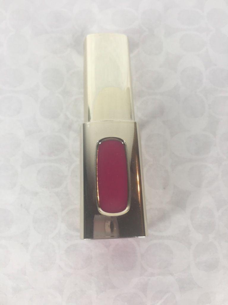 L'Oreal Extraordinaire Colour Riche Lip Liquid Lipstick 106 Fuchsia Orchestra - $3.19