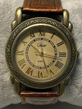 Vintage Unisex Collezio Quartz Watch New Battery - $6.89
