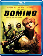Domino (Blu-Ray/Ws-2.40/Eng-Sp Sub)
