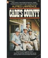 Cade's County - Paperback ( Ex Cond.)  - $35.80