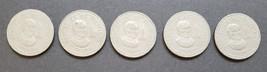 Philippine 1 Piso Coins Jose Rizal / Ang Bagong Lipunan 1976/1977/1978/1... - $9.95