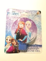 Disney Frozen Anna and Elsa LED Night Light - $3.93