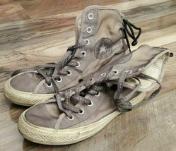 Converse All Star ~ Women's Dark Gray High Tops Casual Shoes Size 7 - $23.95