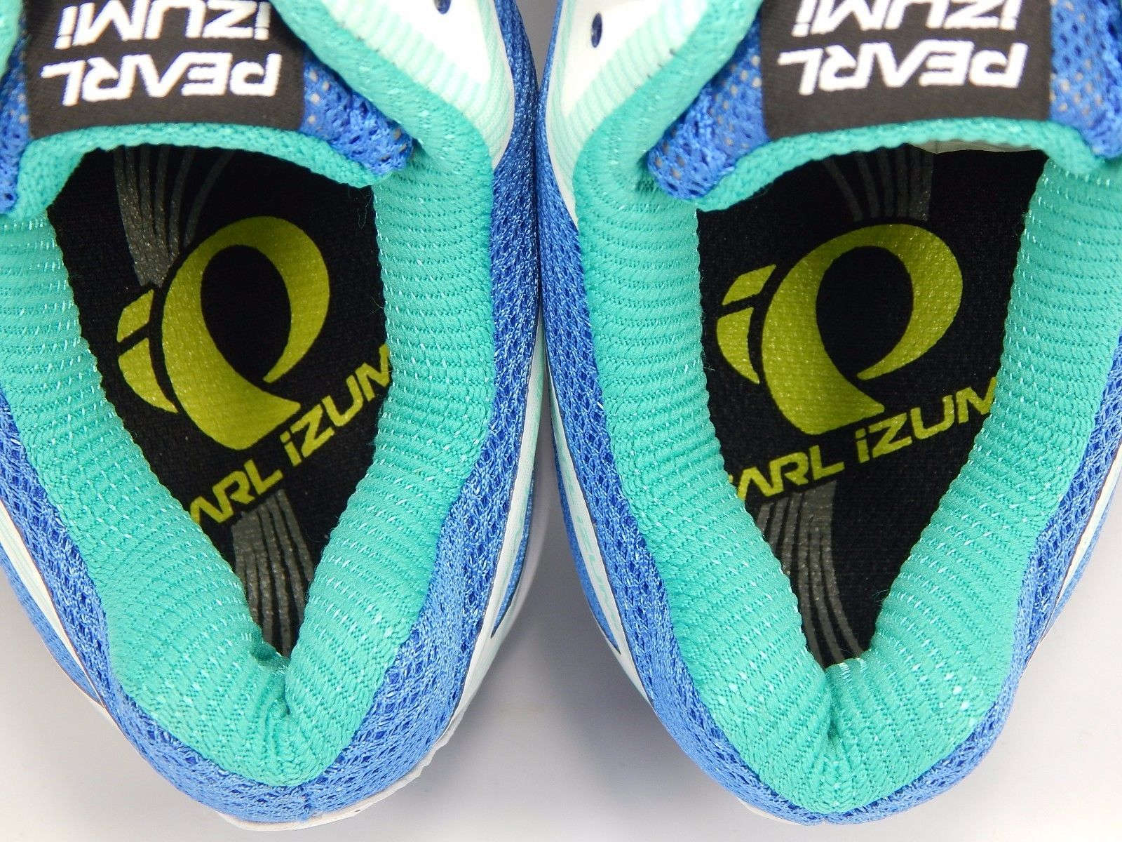 Pearl Izumi EM Road M 2 v 3 Women's Running Shoes Size US 10 M (B) EU 42 Blue