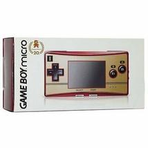 Nintendo Game Boy Micro Famicom Color OXY-S-GA Original Box Available - $296.99