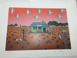 Signed Limited Edition ART Print Joanne Netting – Flight xxxx/2500 - $24.75