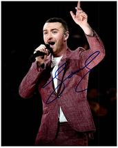 SAM SMITH  Authentic Autographed Signed  Photo w/COA - 27173 - $65.00