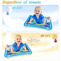 Tummy Time Mat, Inflatable Play Activity Center for 3 Months and Up image 3