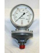 Peacock Dry Gauge Tantalum Protected Test On Air On Commercial Mount - U... - $29.69