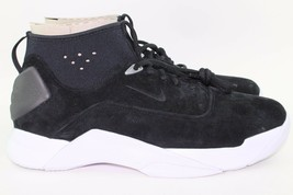 Nike Hyperdunk Low Lux Black Men Size 11.5 New Rare Authentic Basketball - $138.59