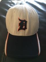 Detroit Tigers New Era  Fitted Hat Size Medium – Large Hat Cap - $8.15