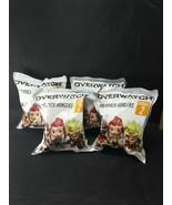 Overwatch Backpack Belt Clip Hangers Mystery Blind Bag NEW Lot Of 4 Seri... - $16.82