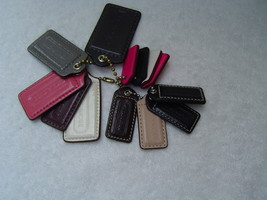 AUTHENTIC COACH LUCKY 13 LOT OF ASSORTED HANG TAGS  VGC/EUC #2 - $59.99