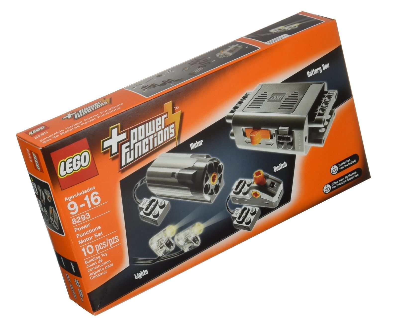 LEGO Technic 8293 Power Functions Motor Building Set [New]