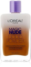 L'Oreal Magic Nude Liquid Powder Bare Skin Perfecting Makeup 332 Soft Sa... - $10.99
